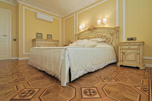 Спальная художественный модуль